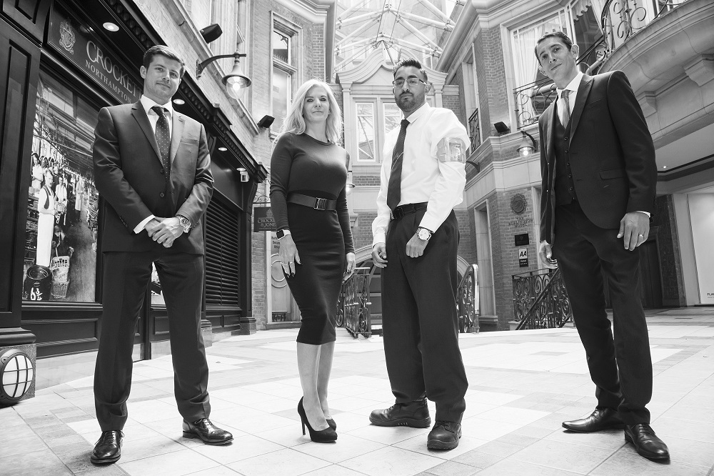 UK security company Integrity Security Group Ltd's staff and directors
